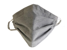 3 Layers Non-Medical Filtration Masks (Grey Colour)